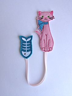 Momma MC - Cat Bookmark