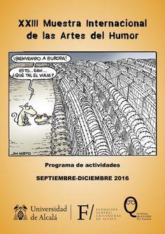 XXIII Muestra de las Artes del Humor bajo la 'sombra' de Cervantes