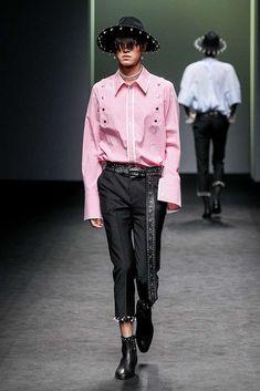 Male Fashion Trends: BLINDNESS Spring-Summer 2017 - Seoul Fashion Week