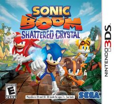 BREAKING NEWS: Sonic Boom: Shattered Crystal will be in NA stores November 11th! (Other dates coming soon.) sOURCE: http://www.sonicthehedgehog.com/en/#