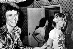 7...Las imágenes fueron capturadas por Mick Rock en 1972.