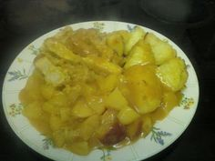 Fruit Curry