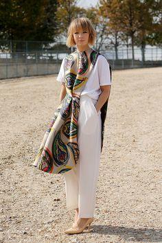 Best of Paris Fashion Week SS15 Street Style