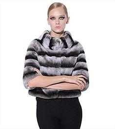 Chinchilla  Fur Short Coat Chinchilla Coat, Furano, Rabbit Fur Coat, Fur Bomber, Rex Rabbit, Coat Sale, Long Trench Coat, Raincoats For Women, Vintage Outfits