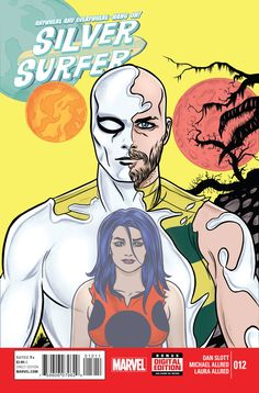 Silver Surfer (2014) Issue #12