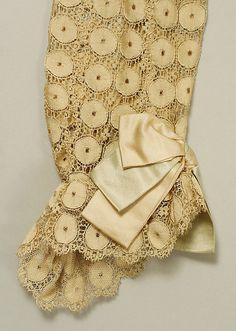 Dress  Date: 1883 Culture: American Medium: silk
