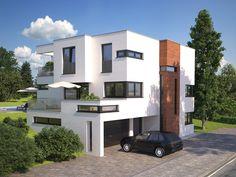 Hommage 327 Tag Eingangsseite --> Zahlreiche Bauhaus Wohnideen modern inszeniert. Die komplette Bildergalerie gibt es unter http://www.hanlo.de