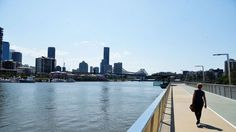 Twelve great Brisbane walks - Brisbane Riverwalk -     This unique walk on the water with uninterrupted views of the New Farm cliffs, East Brisbane & Story Bridge is a must do for every Brisbane resident at least once in their lives...more