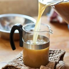 Low Fat Chicken Stock | by Sonia ! The Healthy Foodie
