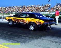 Vintage Drag Racing - Pro Stock - Motown Missile