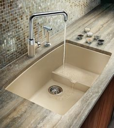 Advantages to Buy a Silgranit Kitchen Sink from Blanco | Modern ...