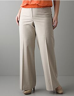 Size 28 left in these Lane Bryant pinstripe pants! Only $19.99 ...