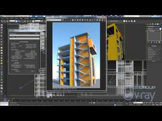 VRayClipper - V-Ray 3.0 for 3ds Max - YouTube