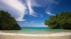 I just love the beach French men's Cove Portland Jamaica