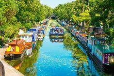 https://flic.kr/p/DMFG5J | Grand Union Canal,Little Venice,Maida Vale,London