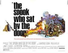 The Spook Who Sat By the Door!