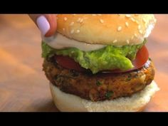 Chloe shows how to make delicious vegan falafel sliders that are so good they even mange to impress a couple of skeptical meat eaters! Recipe below.      Subscribe to Hungry for more of the best culinary videos on the web! http://youtube.com/hungry    Like us on Facebook! http://www.facebook.com/HungryYouTube    And follow us on Twitter! https://twitte...