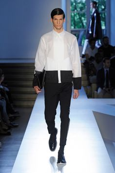 Jil Sander Spring/Summer 2014 #Milan #menswear #FashionWeek #MMFW