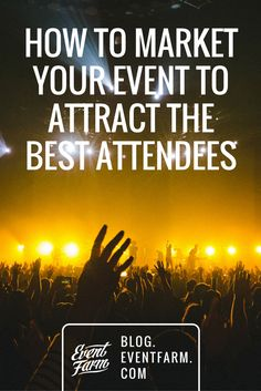 Attracting high-quality attendees is essential to hosting a successful #event. Need some tips for how to market your event to build the best guest list possible? Check out our blog: http://hubs.ly/H04dRtJ0 #EventProfs