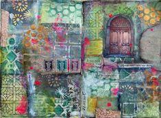 """Résultat de recherche d'images pour """"marieke blokland art journaling"""""""