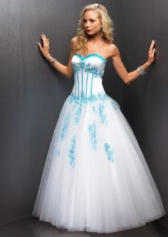 Pretty Expensive Prom Dresses Do Not Have Looking
