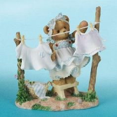 Cherished Teddies Mildred Teddy Bear Figurine