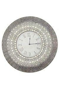 GLADIATOR TIN CLOCK