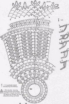 абажур схема