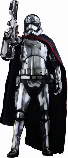 Hot Toys Captain Phasma Sixth Scale Figure