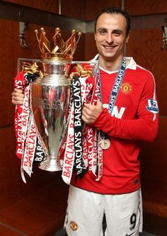 Dimitar Berbatov and The Cup!!!