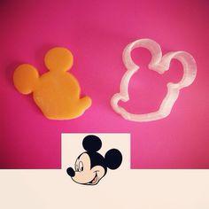 Mickey 4cm e 9cm