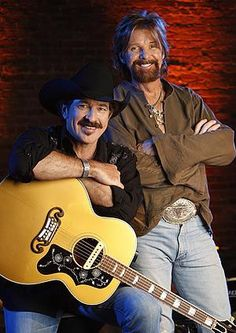 Sad that they aren't together anymore...they were my first country concert!