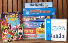 How to Teach Logic: The Best Logic Games for Kids   Dad Suggests
