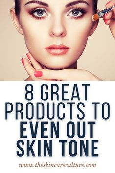 This article will give you a list of the eight best products to even out the skin tone and get rid of redness, pigmentation, skin texture, and other concerns.