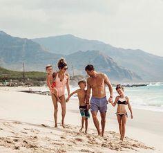Hello Fashion Blog, Fashion Bloggers, Family Is Everything, Ohana, Family Goals, Swimsuits, Swimwear, Hawaiian, Kids And Parenting