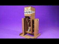 Robô Bípede que mexe a boca? Aprenda Como Fazer! - YouTube