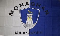 NEOPlex 3' x 5' Ireland County Flag - County Monaghan by NEOPlex. $15.95. This big 3 x 5 foot NEOPlex Countries of the World Flag is made from super polyester that is durable, yet lightweight enough to fly in even the lightest breeze. It has 2 brass grommets firmly attached to heavy canvas on the inner fly side. Bright, vivid colors and colorfast to reduce fading. Many titles to choose from.