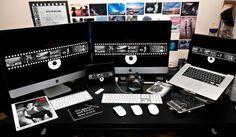 Home office (Apple Setup)