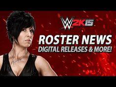 WWE 2K15: Roster News, Secret Spots, Digital Releases & NXT Mode Reveal Tomorrow?