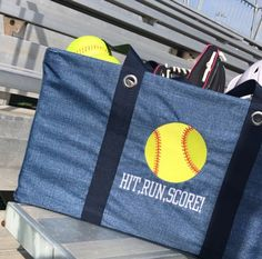 The best selling LUT fits right in at softball practice!