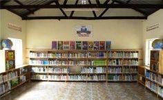 Libraries of love en África llevan desde el 2005 abriendo bibliotecas en las escuelas.