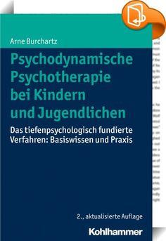 """Psychodynamische Psychotherapie bei Kindern und Jugendlichen :: Die """"Tiefenpsychologisch fundierte Psychotherapie"""" ist eine auf der Psychoanalyse basierende Behandlungsform und ein Behandlungsverfahren, das bei Kindern und Jugendlichen häufig angewandt wird. Das Buch schließt als systematisches Lehrbuch zu dieser Therapieform der Kinder- und Jugendlichen-Psychotherapie eine Lücke auf dem Buchmarkt. Es präsentiert sich dabei sowohl als systematische Handreichung für die Ausbildung a..."""