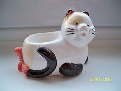 Collectable CAT Egg Cup