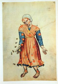 """Al Sufi, Virgo. Al Sufi published his famous """"Book of Fixed Stars"""" in 964 (Al Sufi, 964), describing much of his work, both in textual descriptions and pictures. Astrology."""