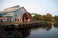 Disney river side resort  | Review: Disney's Port Orleans Riverside.....staying here too :)