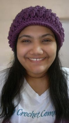 Tyre Hat - Crochet creation by Mamta Motiyani