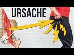 Dieser Muskel macht 89% aller Hüftschmerzen ❗ Dehne ihn sofort! - YouTube