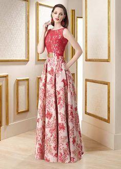 MG2852, Manu García Bridesmaid Dresses, Prom Dresses, Formal Dresses, Wedding Dresses, Lovely Dresses, Elegant Dresses, Mode Kimono, Designer Dresses, Evening Dresses