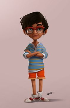 51 Ideas concept art characters kids animation for 2019 Boy Character, Character Modeling, Character Concept, Concept Art, Baby Cartoon Drawing, Cartoon Boy, Cartoon Drawings, Cute Cartoon Pictures, Cartoon Pics
