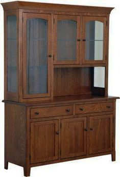 Cool black dining room hutch china cabinet that will blow your mind Dinning Room Cabinet, Dining Room Server, Dining Room Sideboard, Dining Room Storage, Dining Room Design, Dining Room Furniture, Kitchen Dresser, Hickory Furniture, Amish Furniture